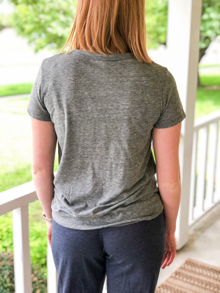 Ideal Jersey T-Shirt - Eco Grey - Simply Lynn's Boutique