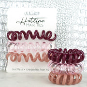 Cupcake XL Hotline Hair Ties - Simply Lynn's Boutique