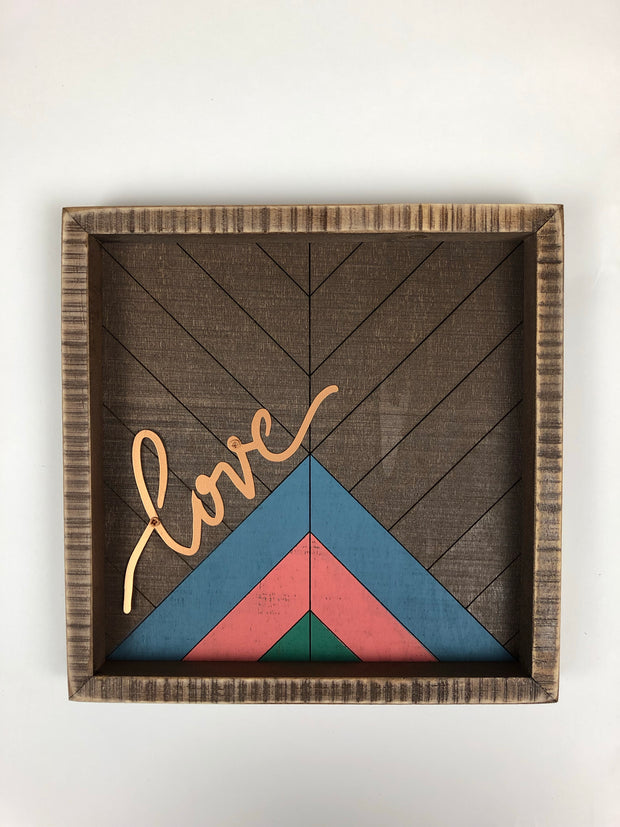Love Box Sign - Simply Lynn's Boutique