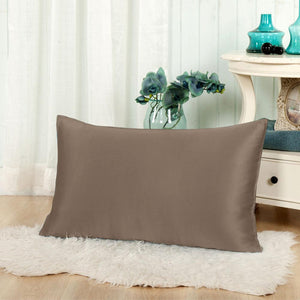 High end 19 Momme Mulberry Silk Pillowcase | Envelope Closure | 13 Colors
