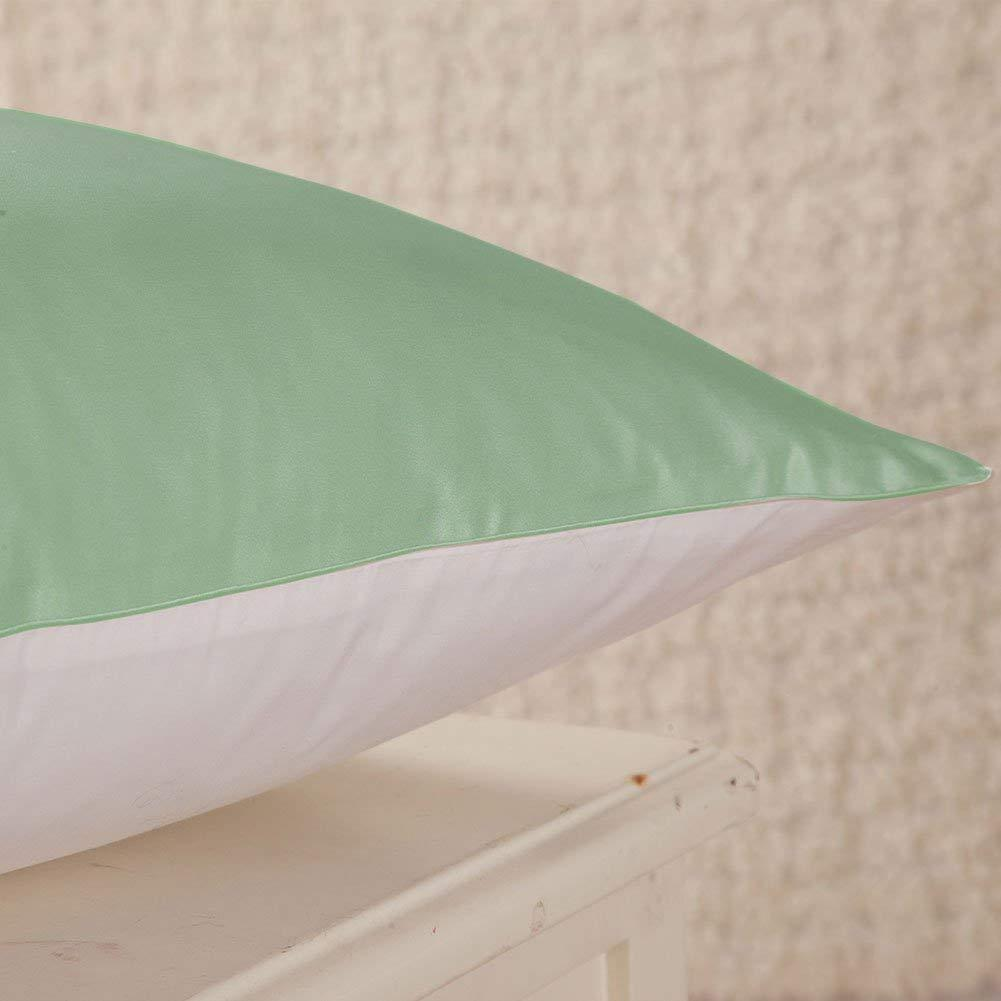 Practical 100% Mulberry Silk Pillowcase with Cotton Underside | Standard Queen King Size | 16 Colors