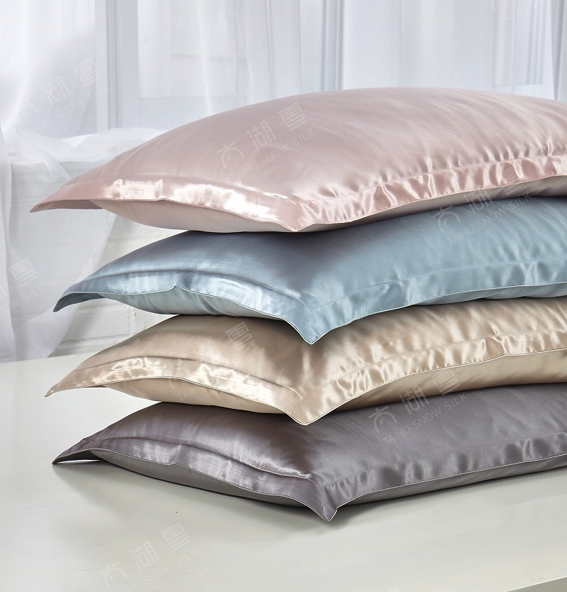 2020 New Revolution Hyaluronic Acid Silk Pillowcase Top 6a Quality Best Gift