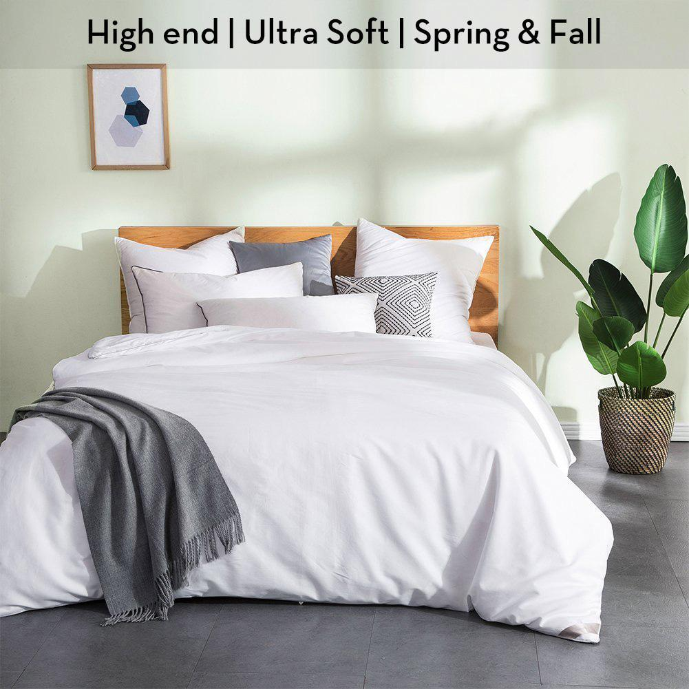 High end Ultra Soft | 100% Mulberry Silk Filled Silk Comforter | Spring & Fall | TAIHU SNOW
