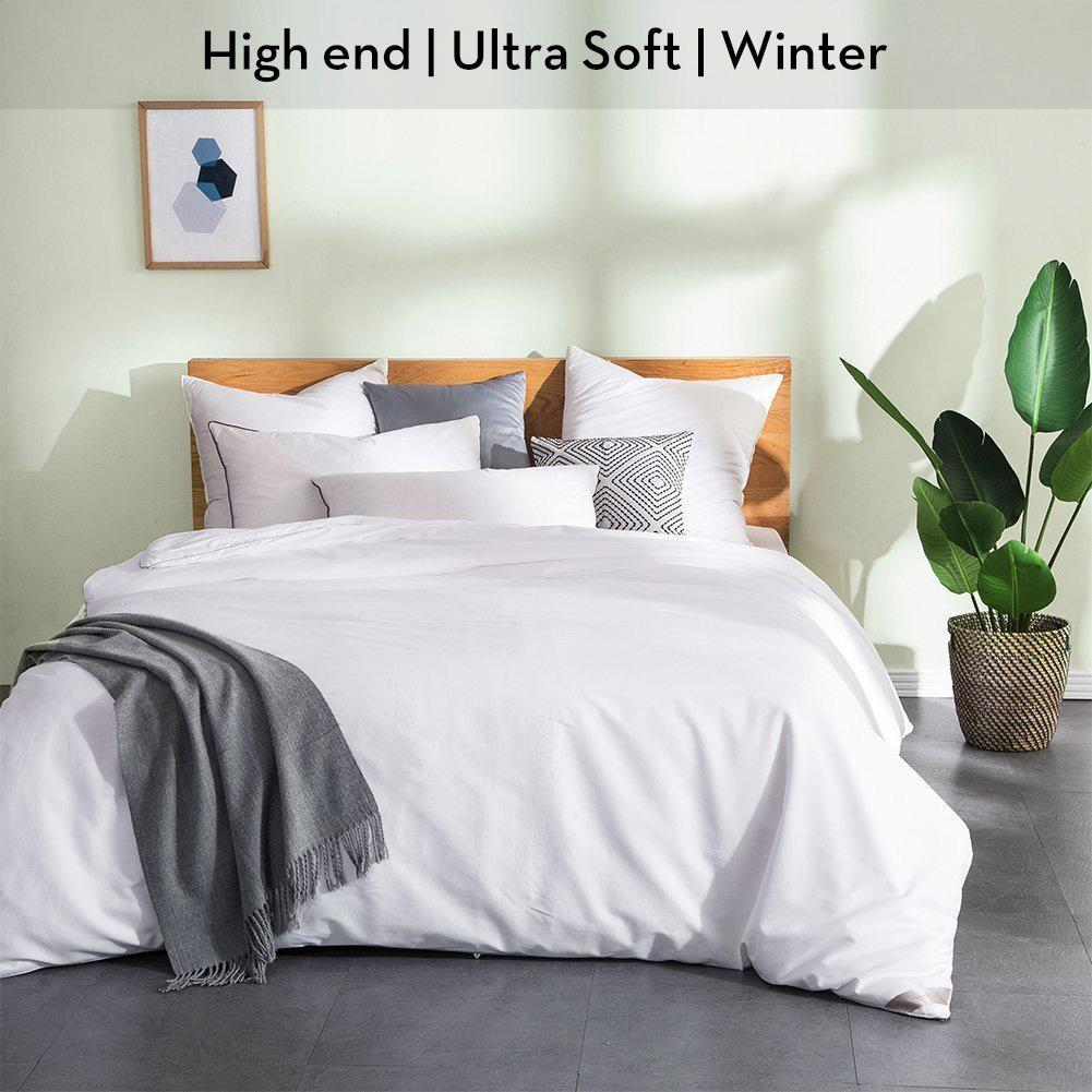High end Ultra Soft | 100% Mulberry Silk Filled Silk Comforter | Winter  | TAIHU SNOW