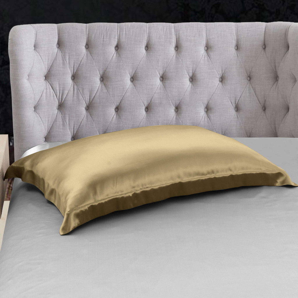 High end 19 Momme Mulberry Silk Pillow Sham | King Size
