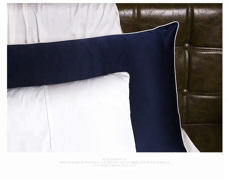 Custom Design Fashion Silk Pillowcase 100% Mulberry Silk embroidery Pillow Cover |  TAIHU SNOW