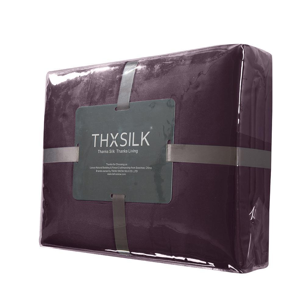 Luxury Ultra Soft  22 Momme Mulberry Silk Bed Fitted Sheet | King Size