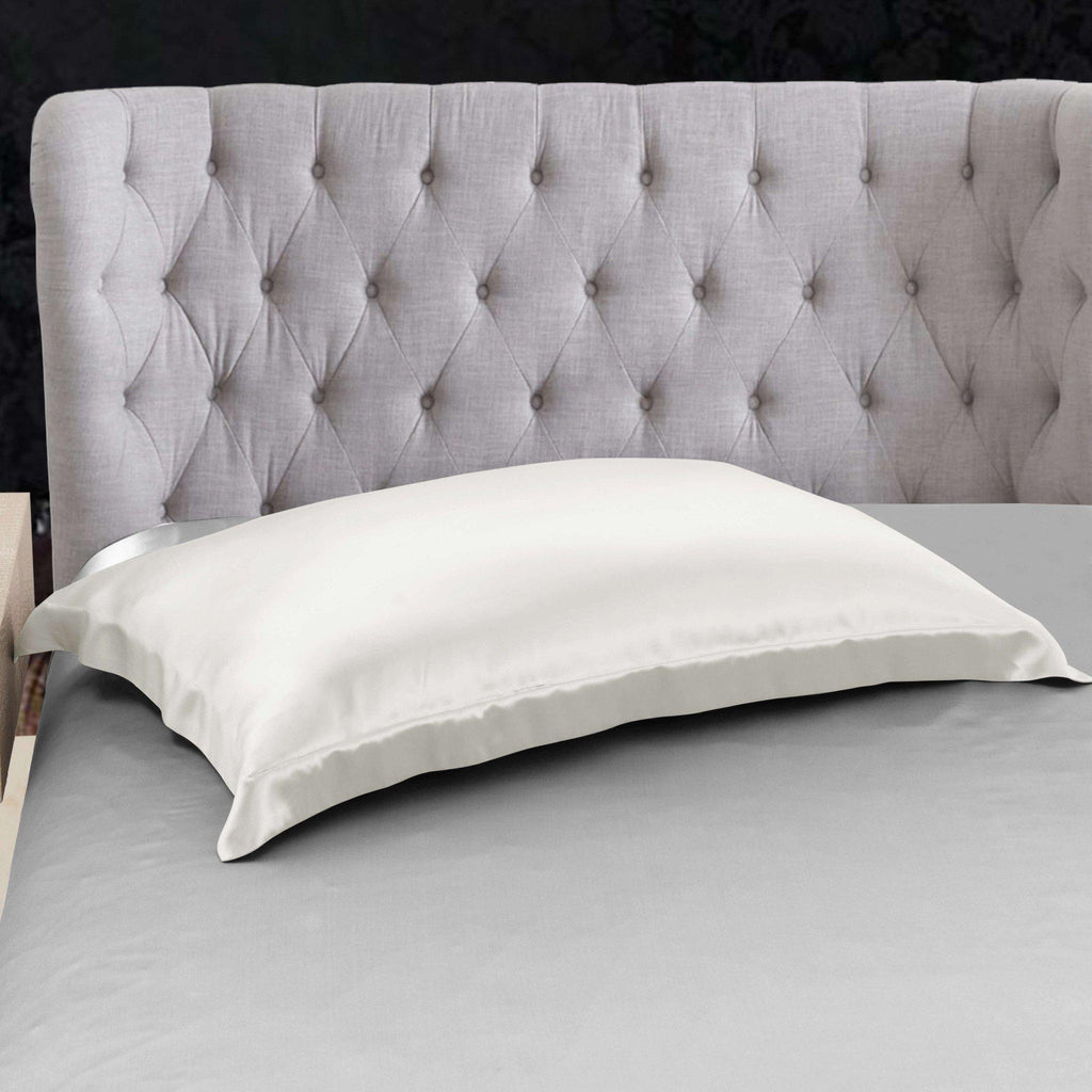 High end 19 Momme Mulberry Silk Pillow Sham | Queen Size