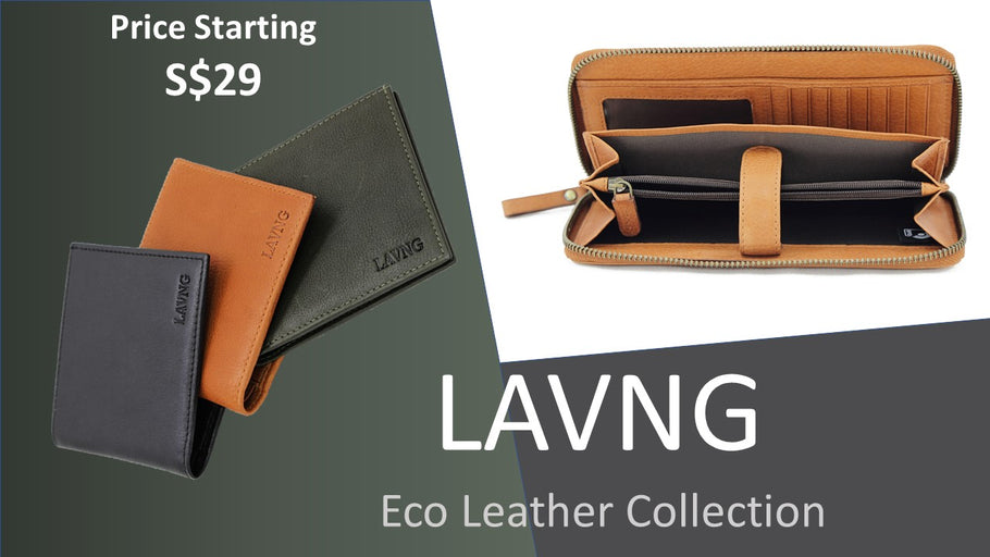 ECO Leather Collection on Kickstarter