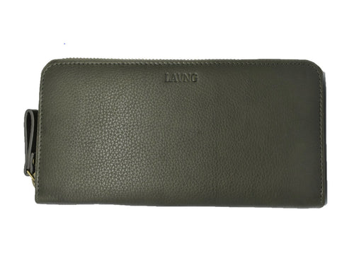 The Long Zip Wallet