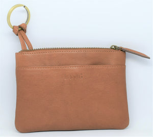 Key and Coin Pouch