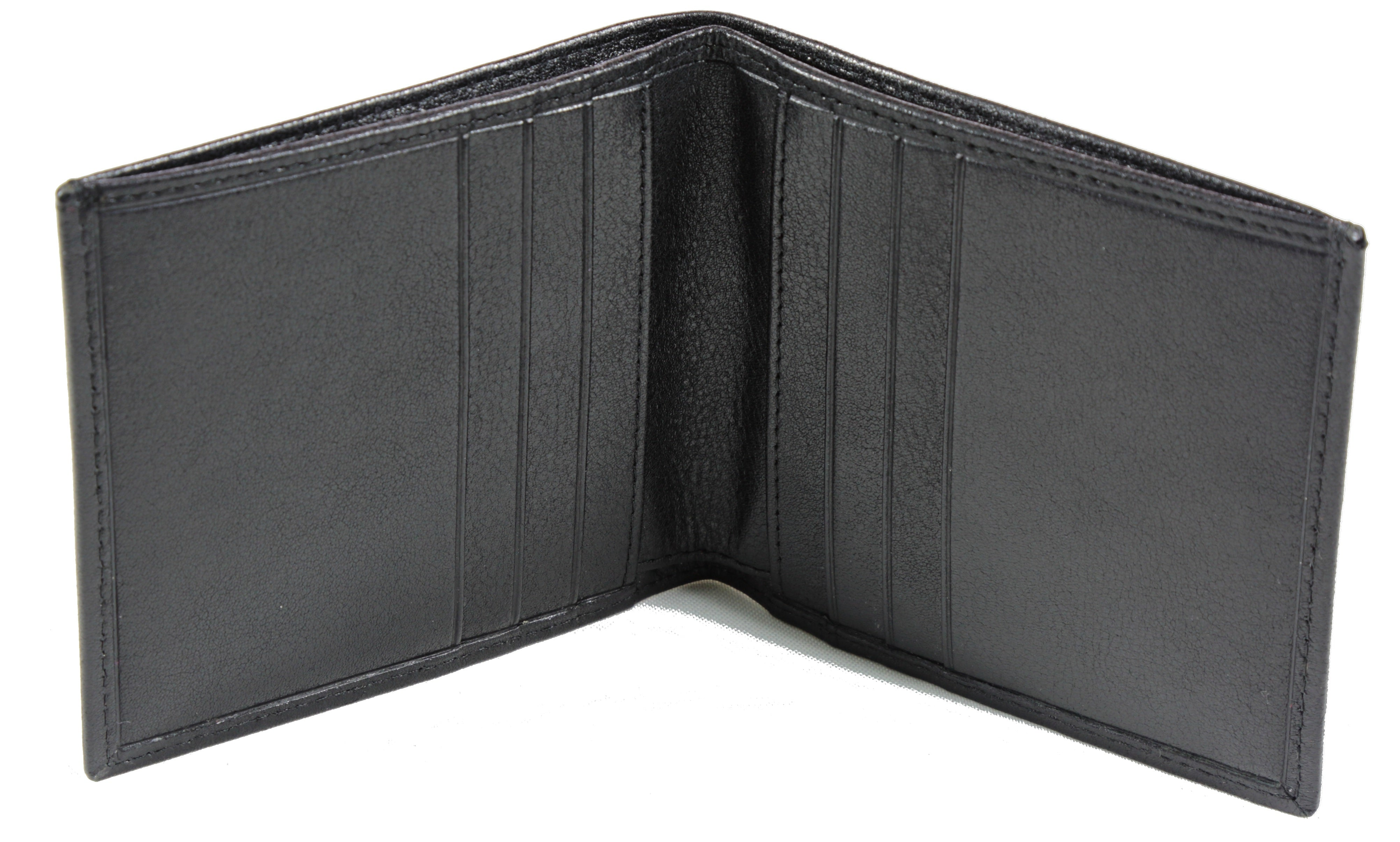 veg tanned leather wallet