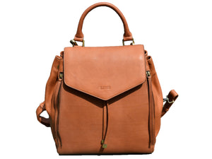 Leather backpack Singapore