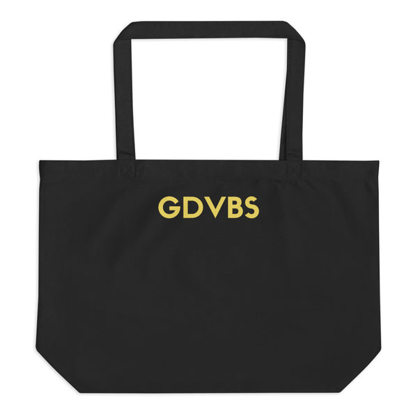 GDVBS Large Tote Bag