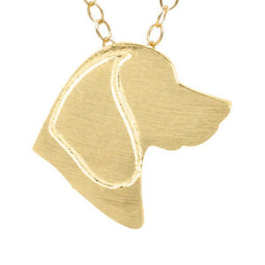 Beagle Charm Necklace