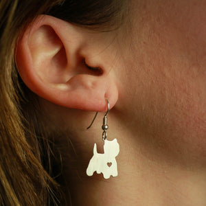 Yorkshire Terrier Earrings
