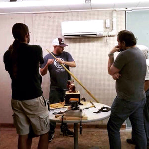 Wood Working Classes With Bowyer Keith Grzelak