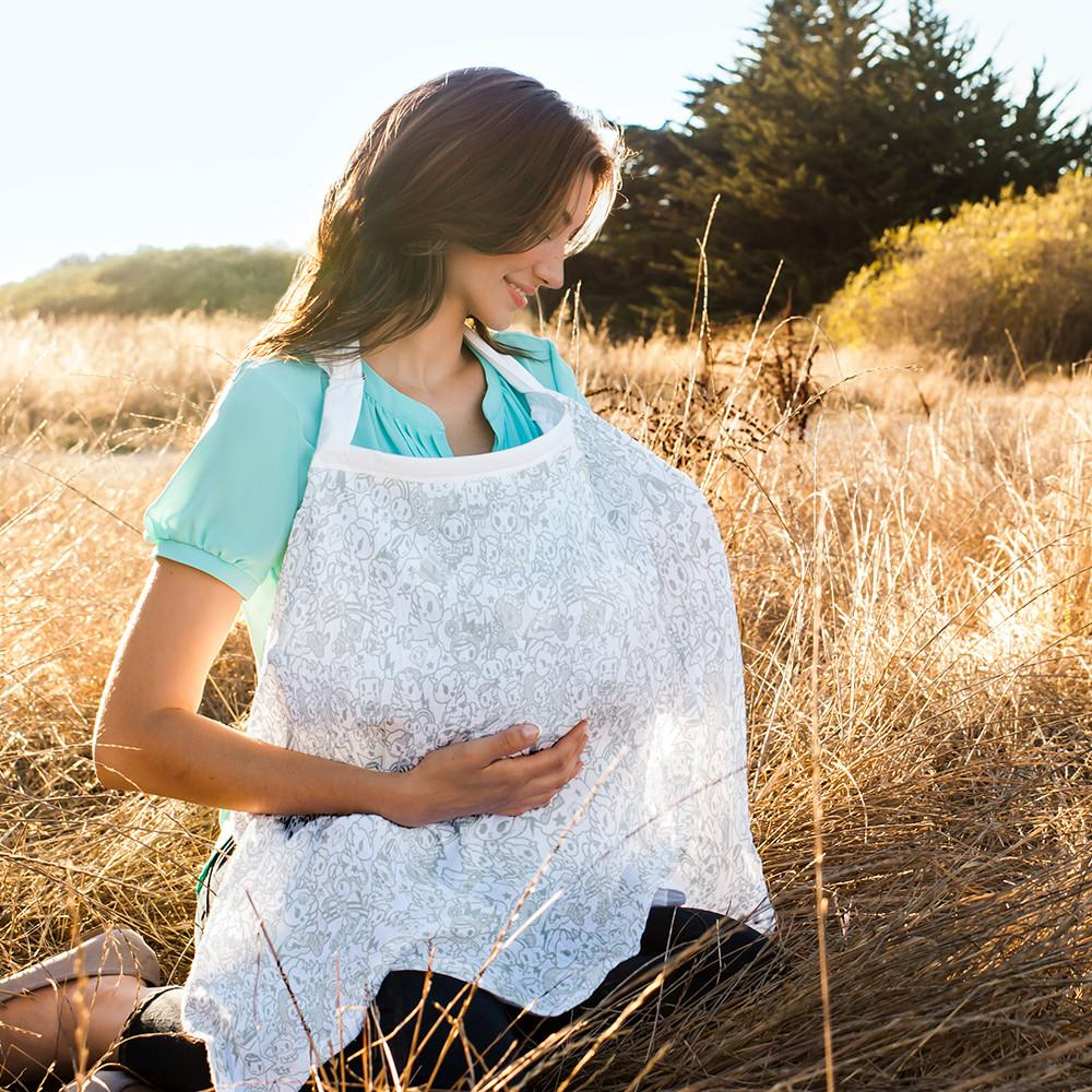 87f07c3002220 Bebe Au Lait Muslin Nursing Cover Unikiki One Size, best for Baby gifts,  baby