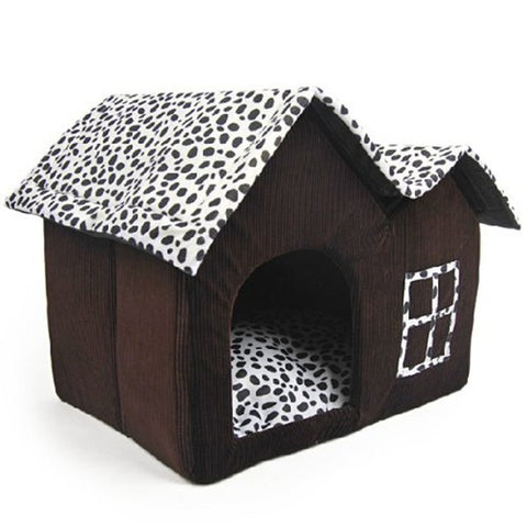 Luxury Double Pet House