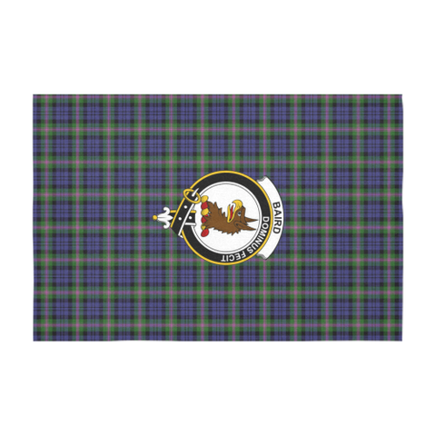 Baird Crest Tartan Tablecloth | Home Decor