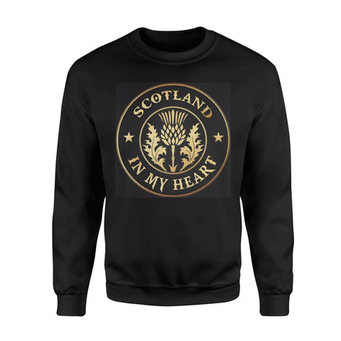 Thistle Premium Fleece Sweatshirt