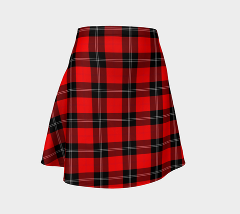 Tartan Flared Skirt - Ramsay Modern |Over 500 Tartans | Special Custom Design | Love Scotland