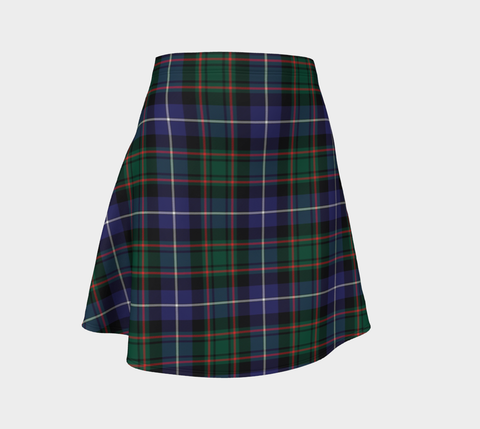 Tartan Flared Skirt - MacRae Hunting Modern |Over 500 Tartans | Special Custom Design | Love Scotland