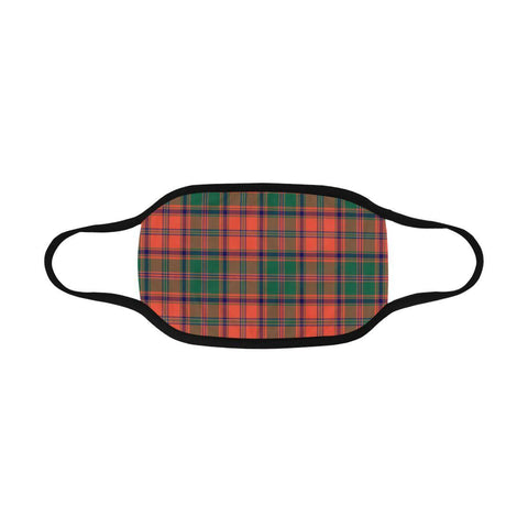 Stewart of Appin Ancient Tartan Mouth Mask With Filter | 1stScotland