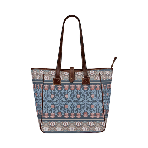 Thistle Pattern 01 - Classic Tote Bag | HOT SALE