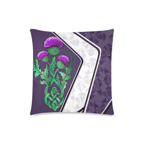 Image of Scotland Pillow Cases - Thistle Celtic A24