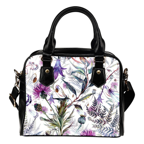Flower Of Scotland Shoulder Handbag | Women Handbags | Hot Sale