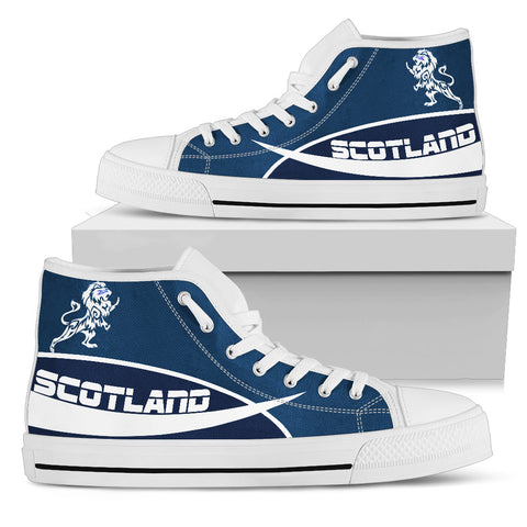 Image of Scotland Active High Top Shoe