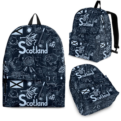 Scotland Things - Backpack | Special Custom Design