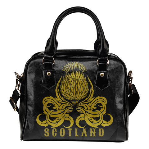 Thistle Scottish - Scotland Shoulder Handbag | Hot sale