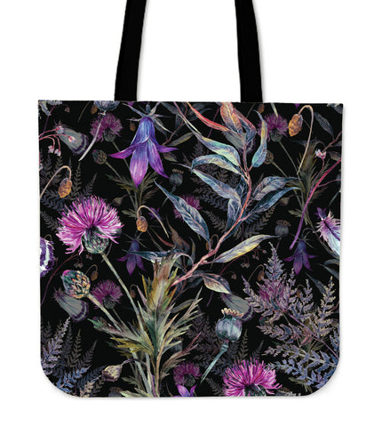 Thistle Pattern - Tote Bag | hot sale