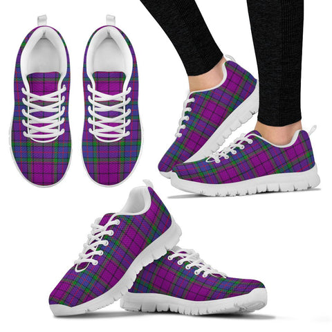 Tartan Sneaker, Wardlaw Scottish Low Top Sneaker A9