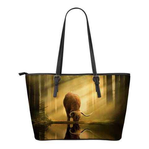 Heilan Coo - Leather Tote Bag | Hot sale