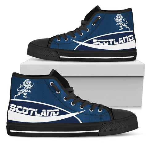 Scotland Active High Top Shoes