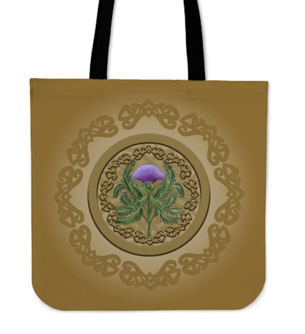 Luxurious Thistle Scottish - Tote Bags | Special Custom Design