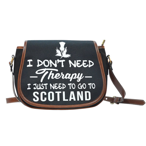 I Just Need To Go To Scotland - Scotland Saddle Bag | Hot Sale