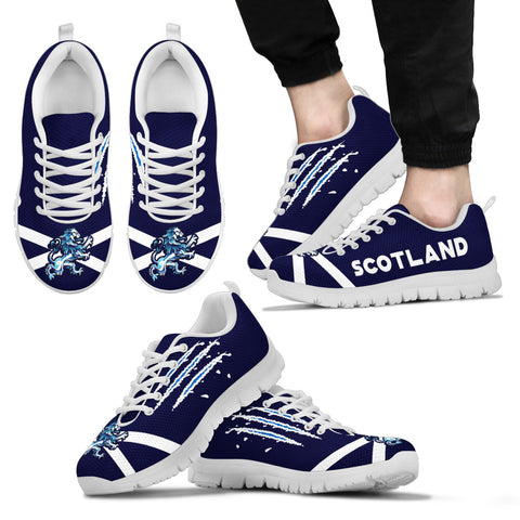 Rampant Lion - Scotland Sneakers | Footwear | 1st-Scotland