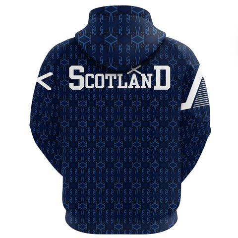 1stScotland Home Hoodie - 1991 Style A7