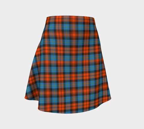 Image of Tartan Flared Skirt - MacLachlan Ancient |Over 500 Tartans | Special Custom Design | Love Scotland