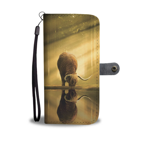 Image of Heilan Coo - Wallet Phone Case | Special Custom Design