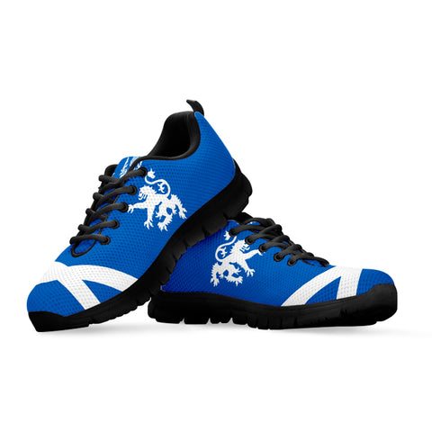 Scottish Lion Sneakers - Scotland Sneakers