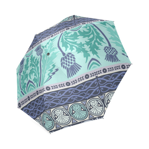 Image of Thistle Vintage - Scotland Umbrella | Special Custom Design
