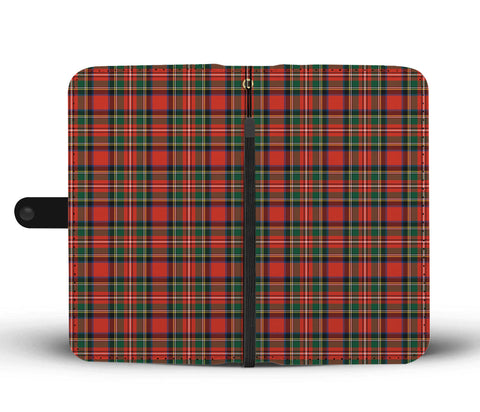 Image of Scotland Tartan Wallet Case