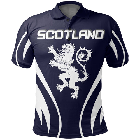 Scotland Increase Polo Shirt | Women & Men | 1stscotland.com