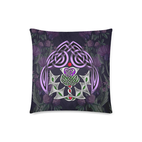 Image of Scotland Pillow Case - Thistle Celtic Special | Love Scotland