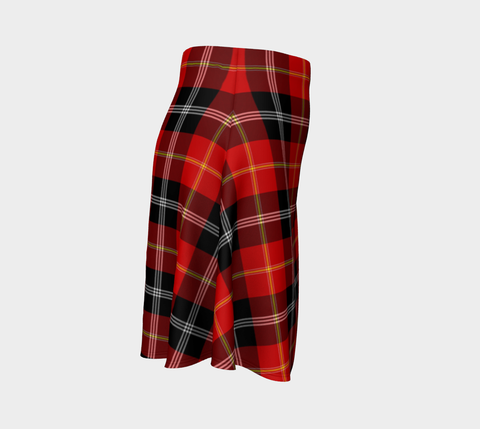 Tartan Flared Skirt - Marjoribanks |Over 500 Tartans | Special Custom Design | Love Scotland